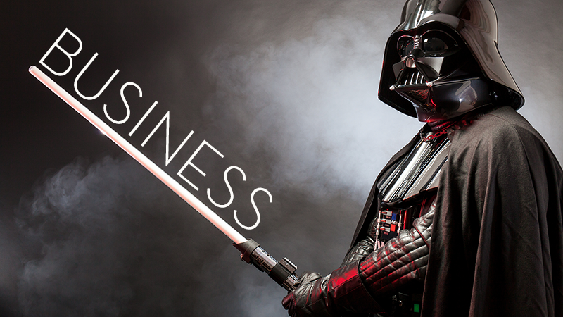 This Week In The Business: The Only Answer To Star Wars