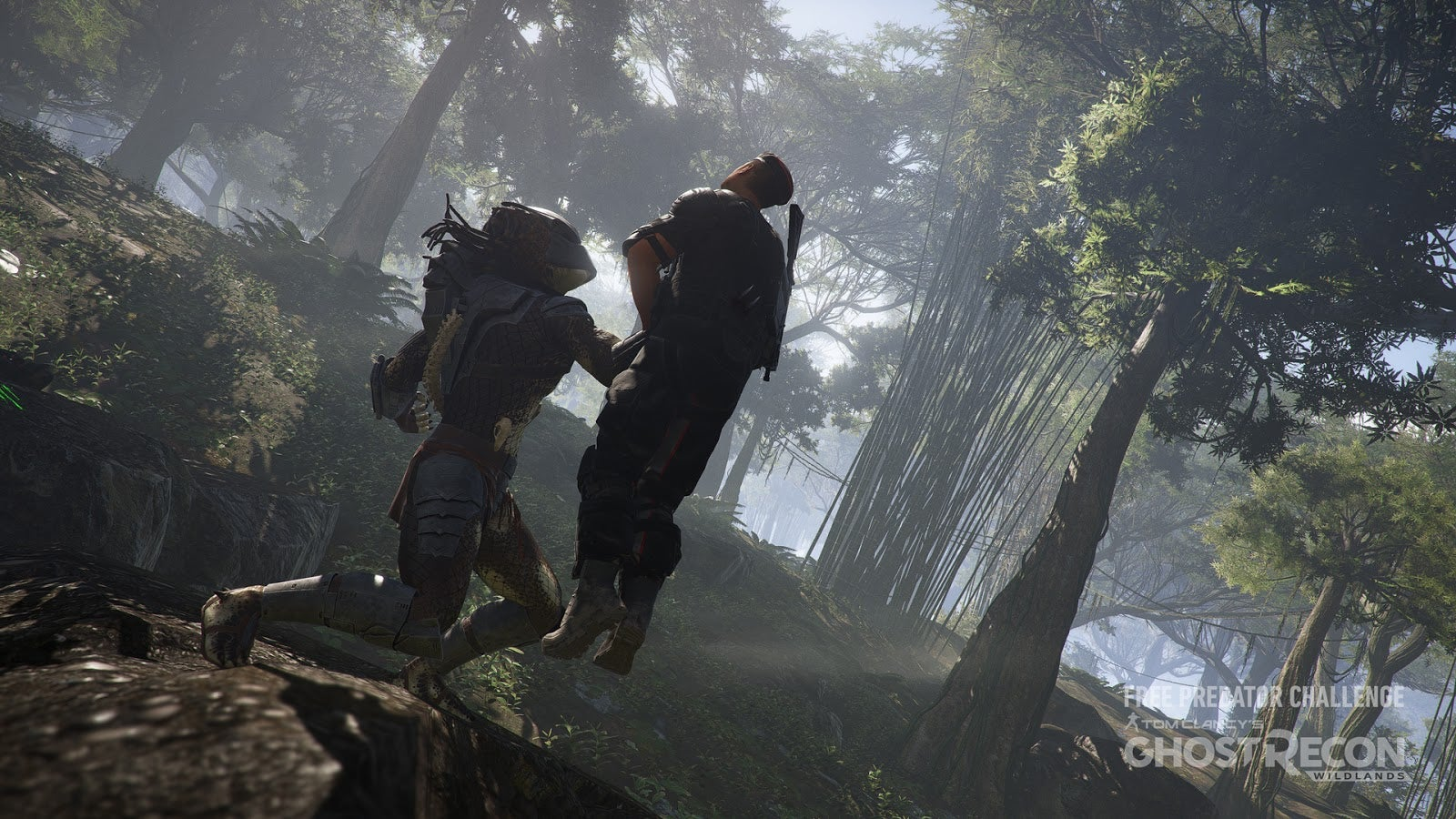 Adding Predator To Ghost Recon Is A Cool Idea That Doesn't Work