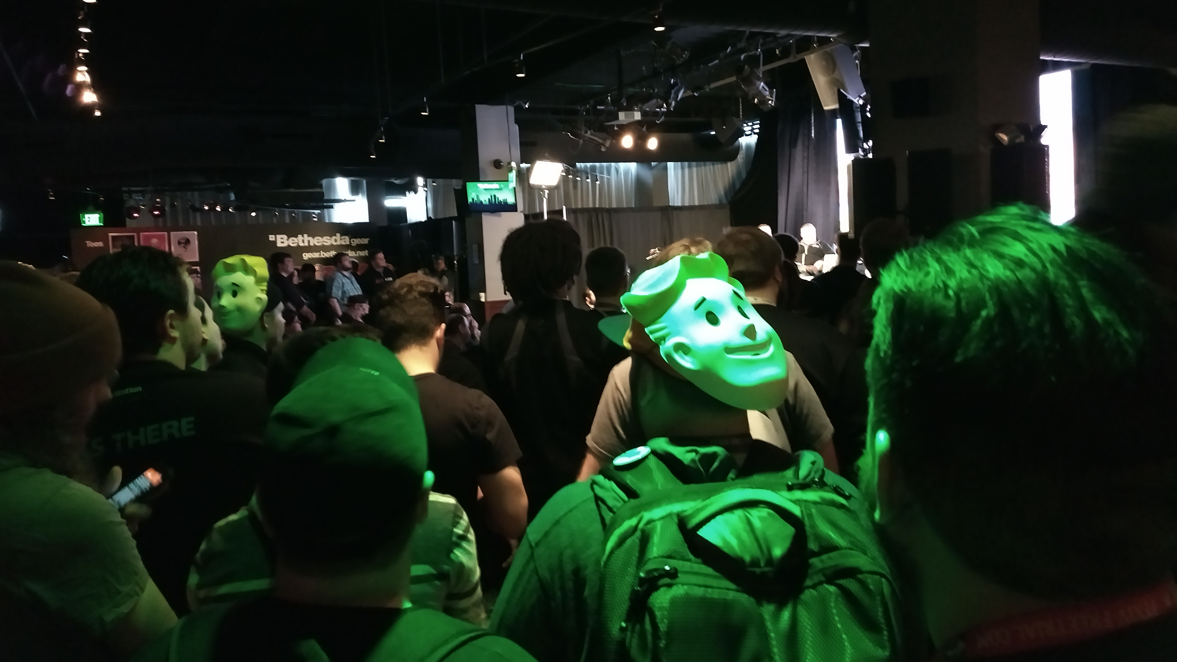 At Bethesda's PAX Fan Event, The Fallout 76 Faithful Gather