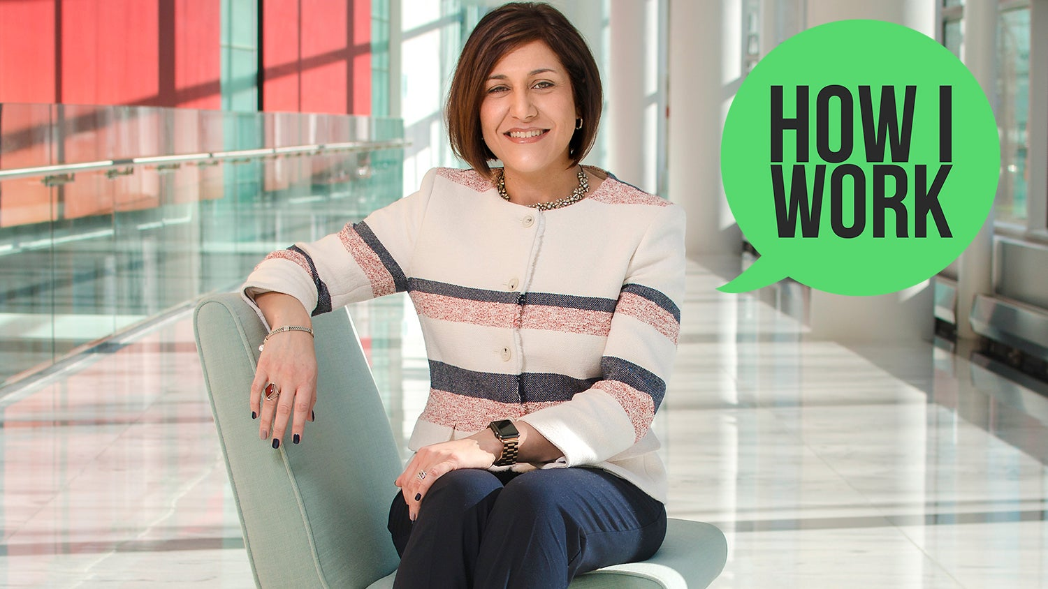 I'm USA Today Network PresidentMaribel Wadsworth, And This Is How I Work