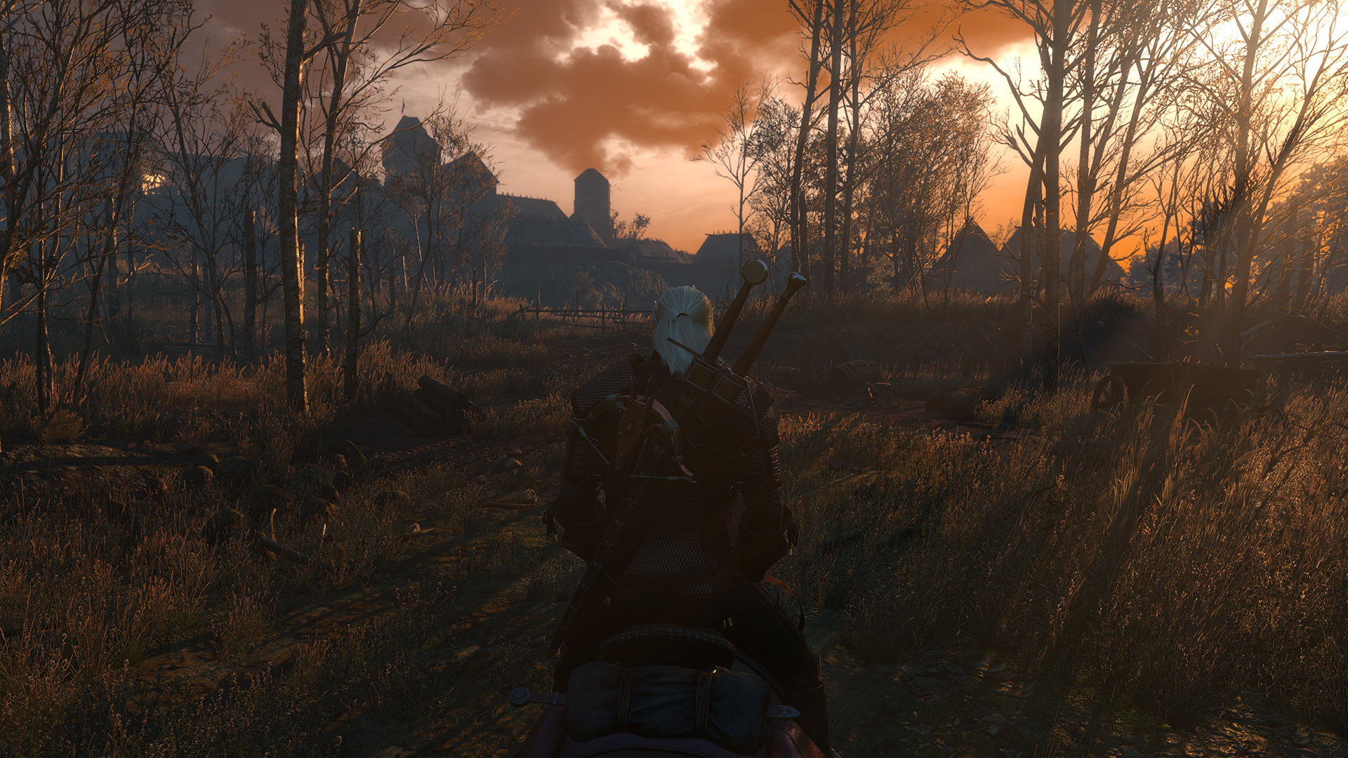 What Someone Who Spent 1800 Hours In The Witcher 3 Actually