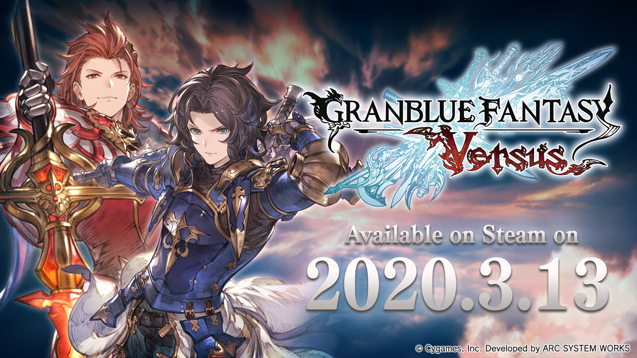 Oh Hey, Granblue Fantasy Versus Is Coming To Steam March 13