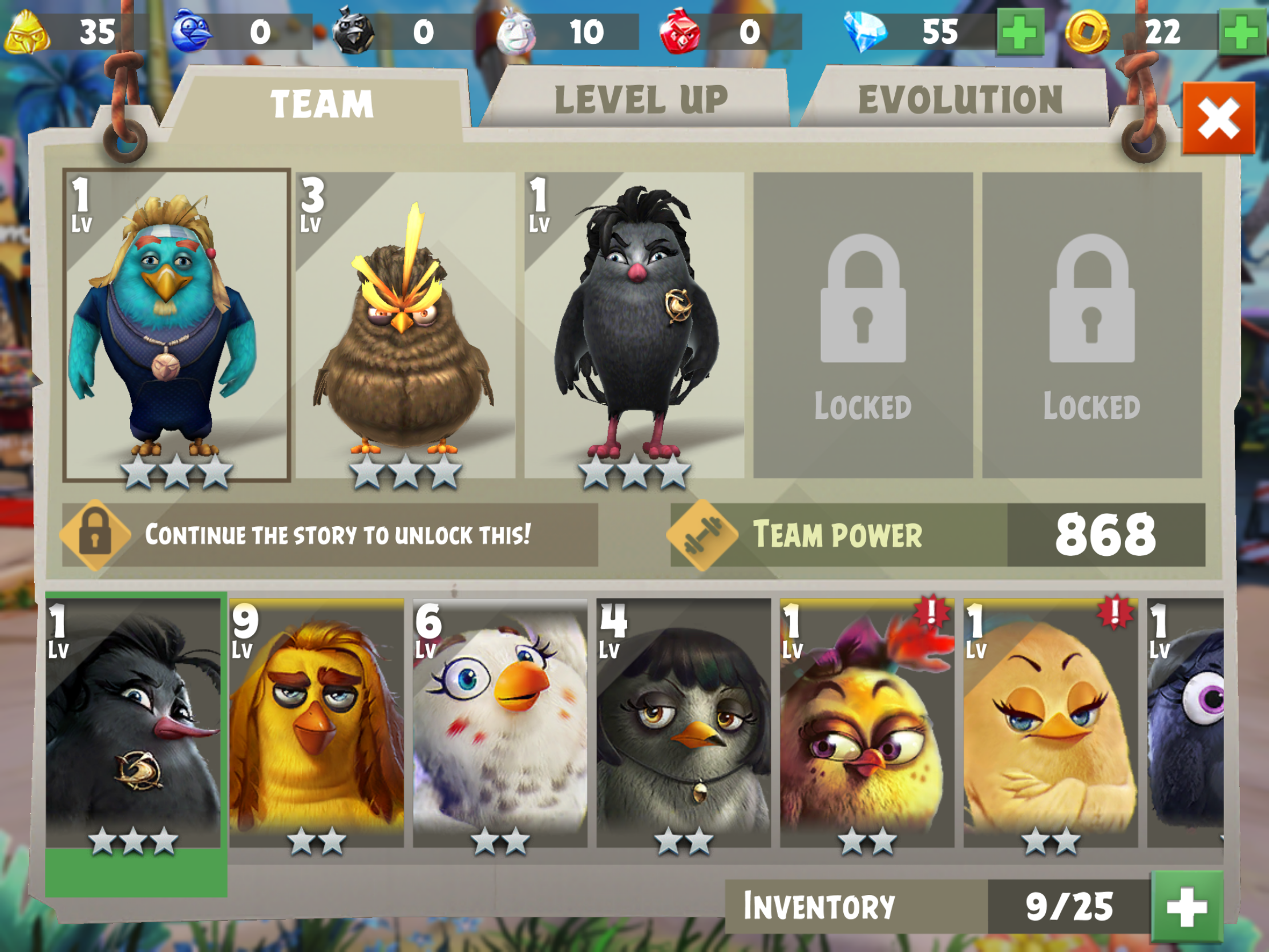 Angry Birds Evolution Takes The Birds Vs. Pigs Battle To A Weird ...