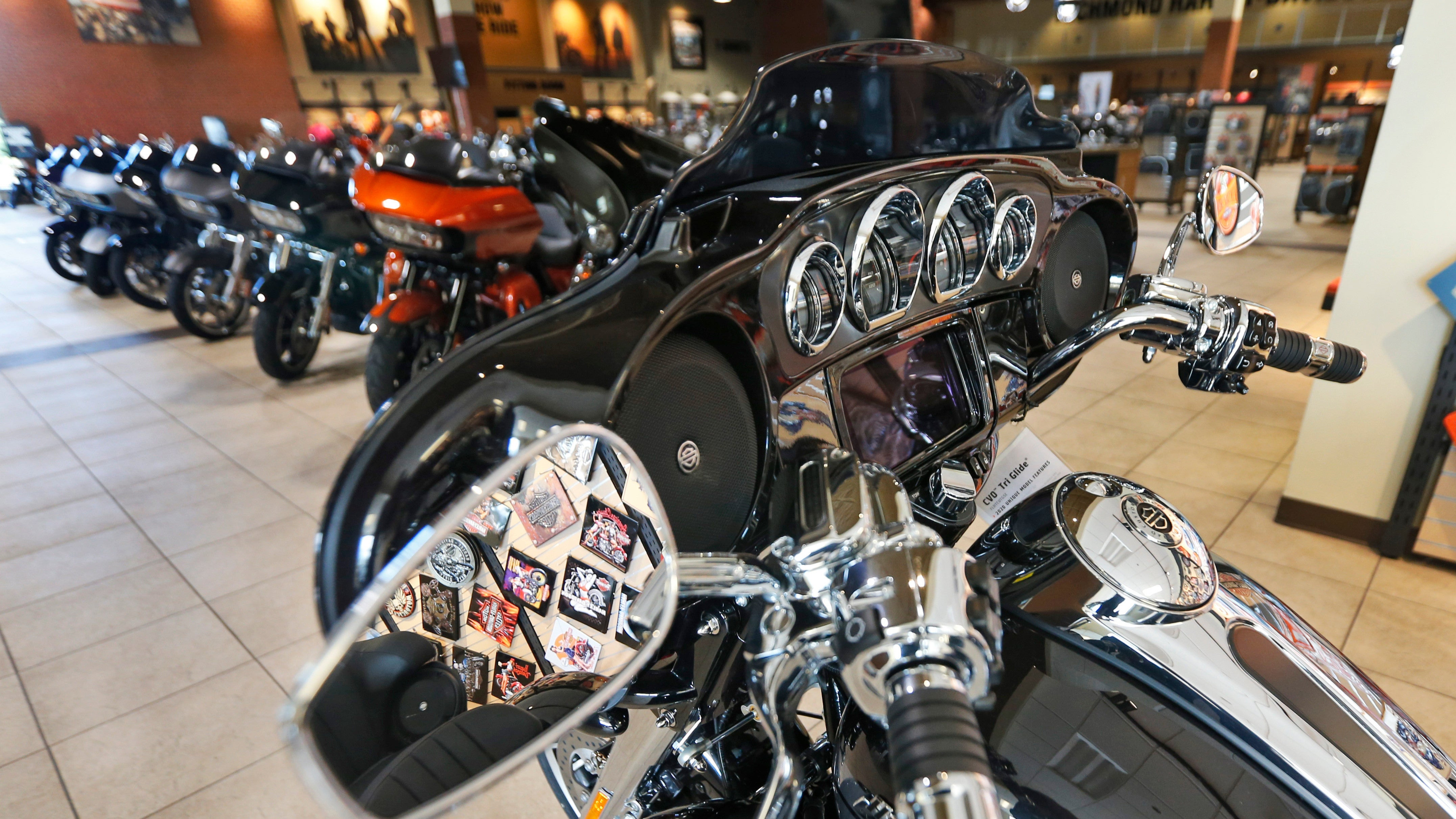 Harley-Davidson Isn't Interested In Changing