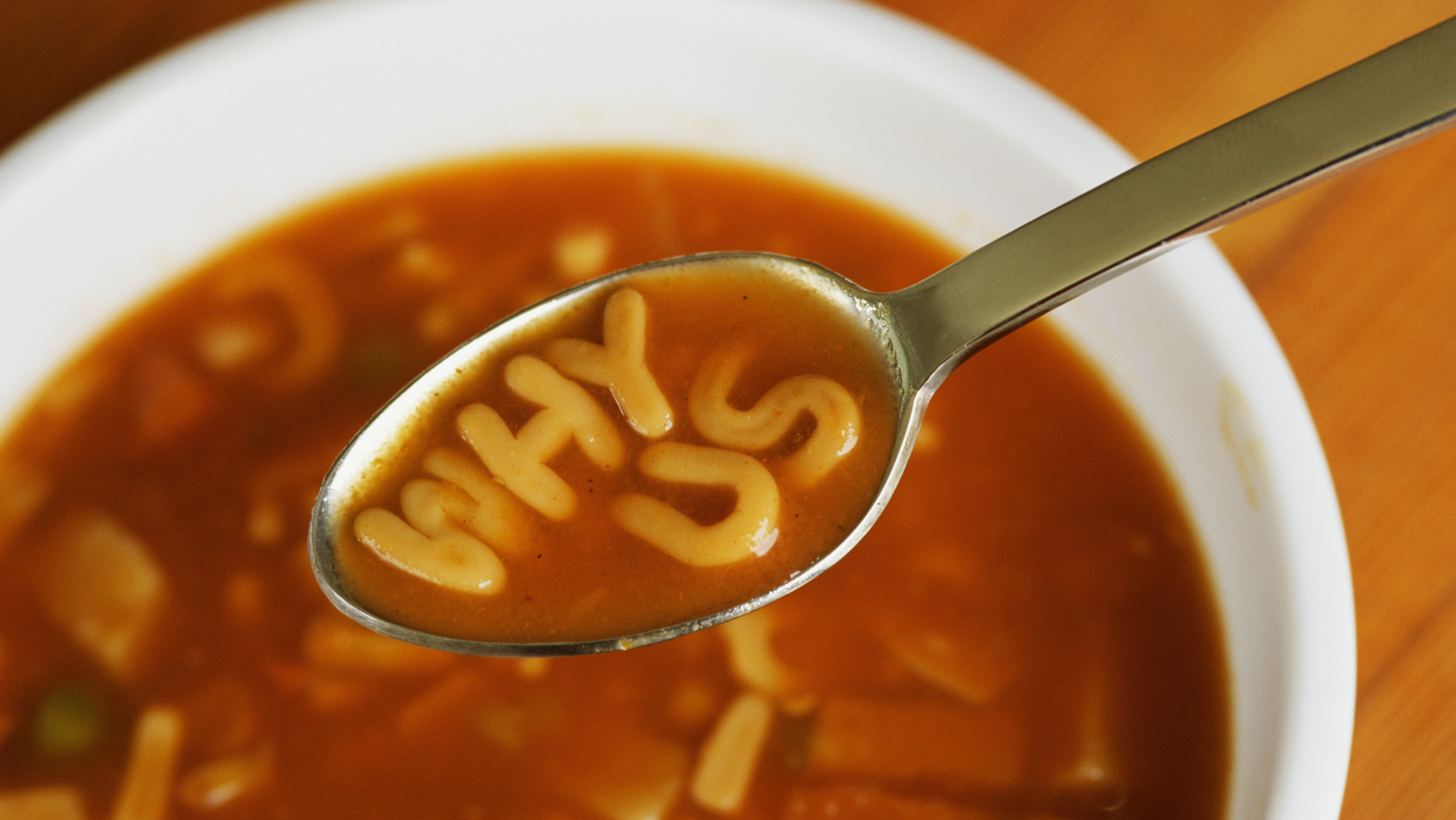 Nearly 10,000 US Kids A Year Are Attacked By Soup