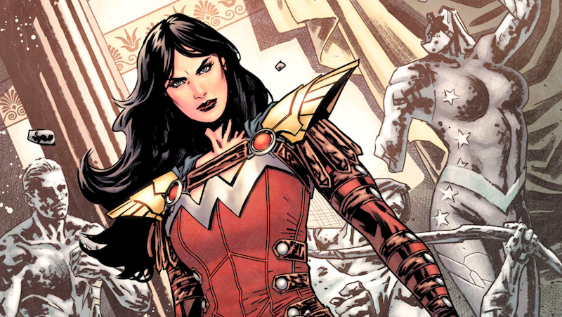 Are wonder girl (donna) and superboy (kon) dating