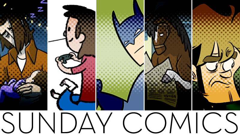 Sunday Comics: Baby?