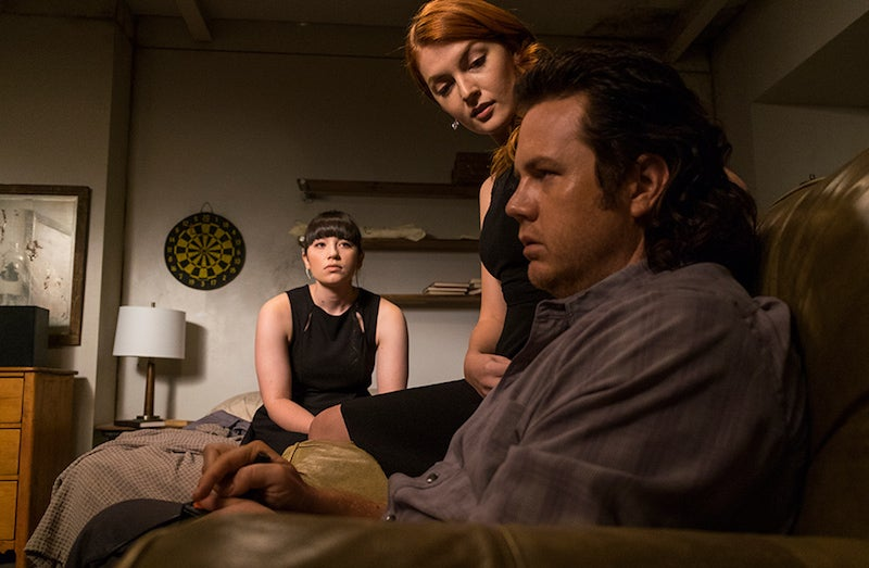 On The Walking Dead, Eugene May Be The Luckiest Man In The Zombie Apocalypse
