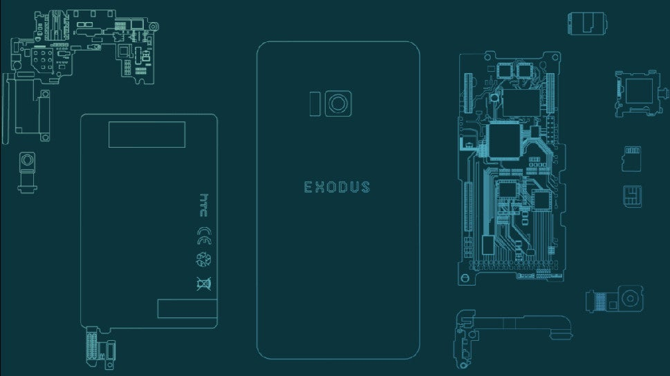 What You Need To Know About Exodus 1: HTC's 'Blockchain Phone'