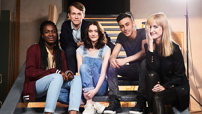 The New Doctor Who Spinoff Class Sounds A Lot Like Torchwood (Minus The Mature Content)