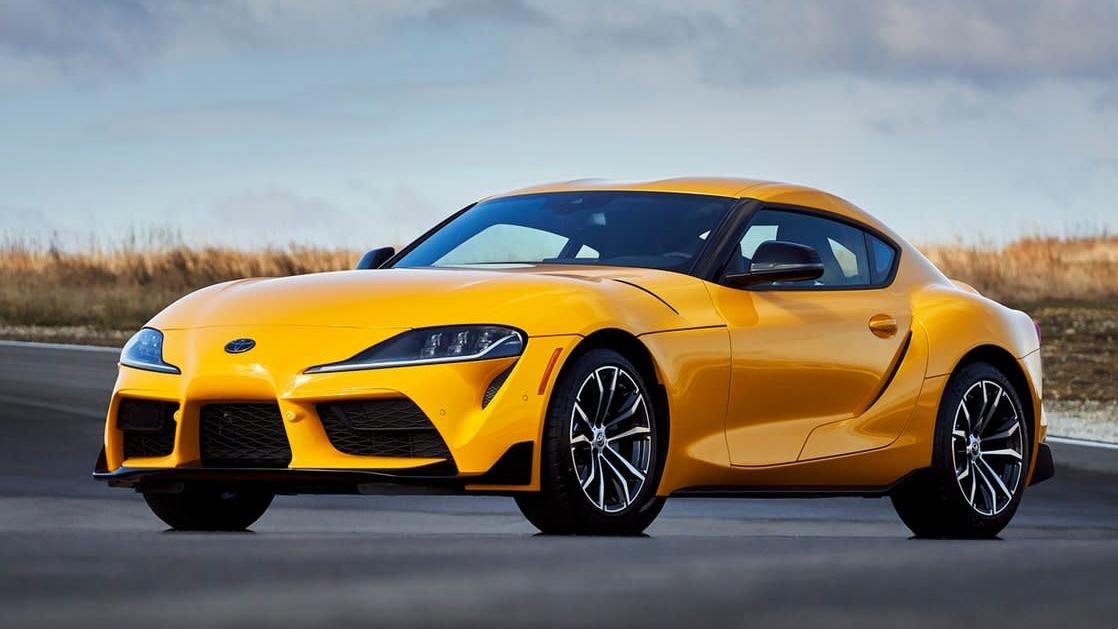 The Toyota Supra Won't Get All Of BMW's Updates, So What Was The Damn Point?