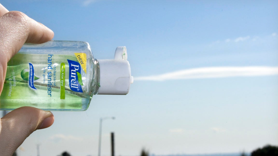 Hand Sanitiser Alters The Results Of Breathalyser Tests In New Experiment