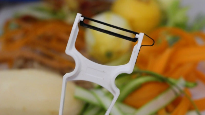 Kitchen Tool School: The Humble Y-Shaped Vegetable Peeler