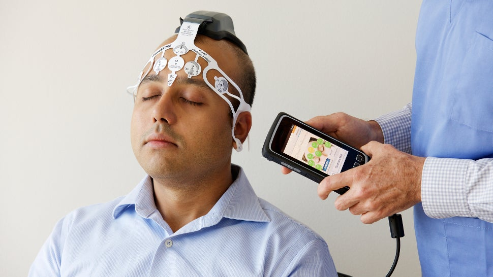 This Tricorder-Like Device Can Tell If Your Brain Is Bleeding