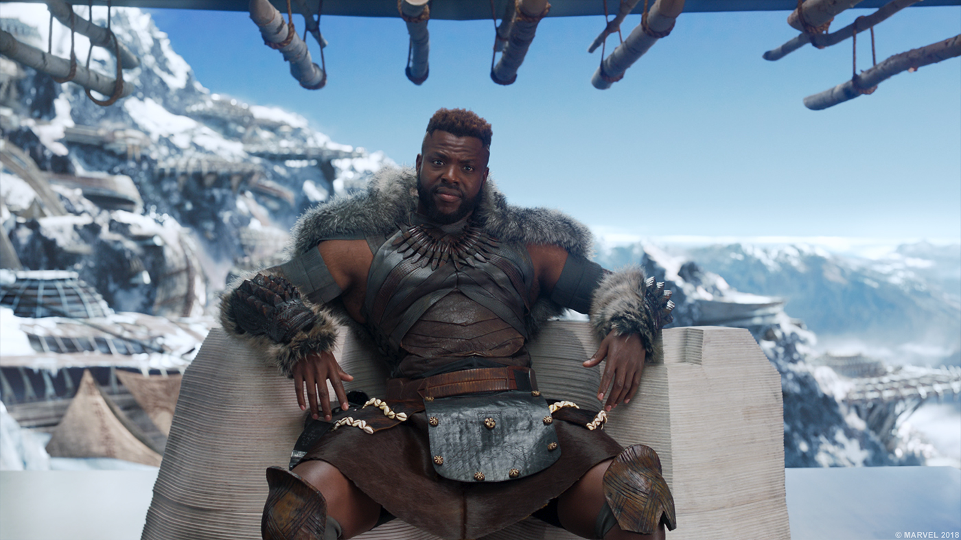 How Black Panther's Visual Effects Team Gave Life To The Lands Of The Jabari