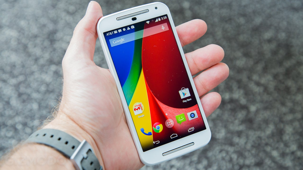 Moto G 2014 Hands-On: Bigger Bang For the Same Buck