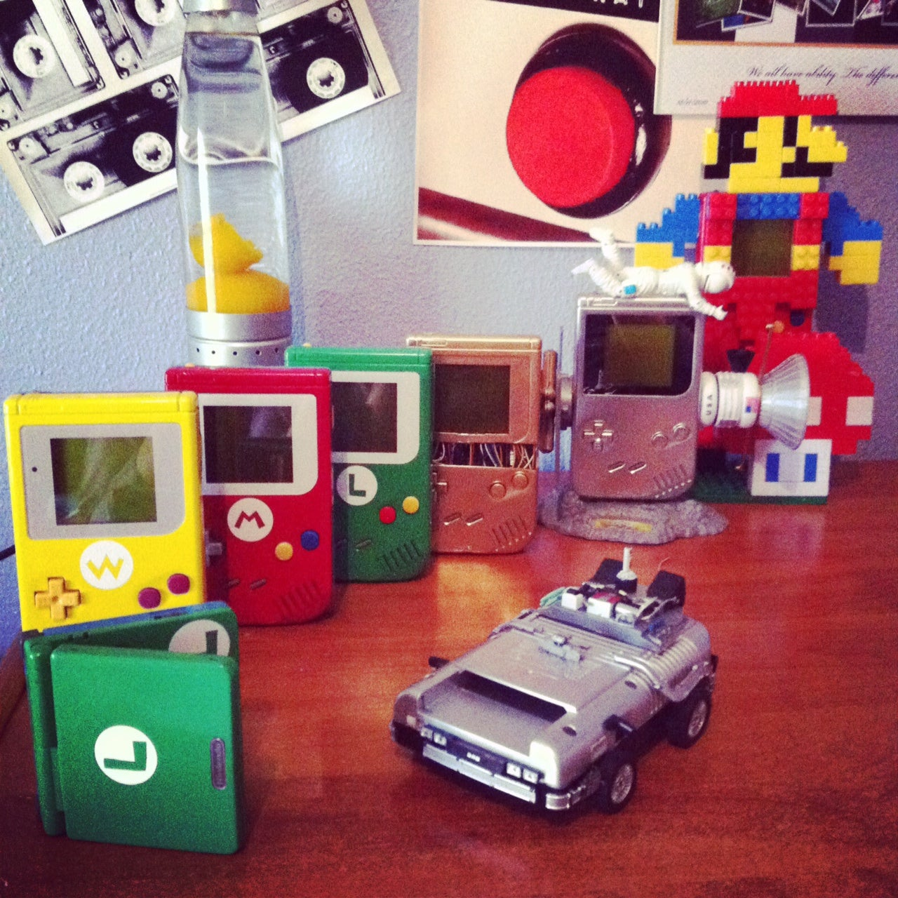 Turning The Game Boy Into Art