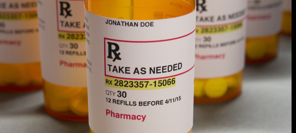 What Does the Rx on Prescription Drugs Mean?