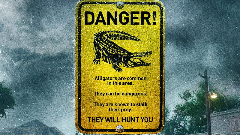 Sam Raimi Produced A Killer Crocodile Movie And Its Awesome First Trailer Is Here