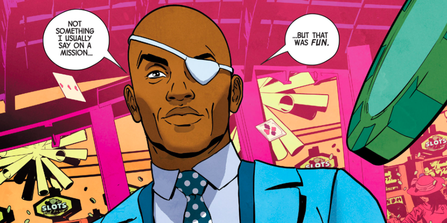 Marvel S New Nick Fury Comic Is The Perfect Blueprint For A