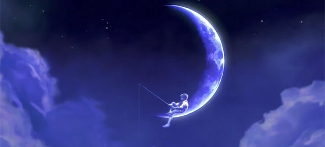 See how the Dreamworks logo before its movies changed over time