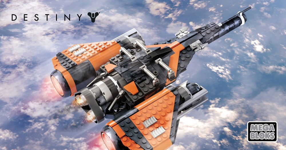 Destiny Mega Bloks Content Coming This Year