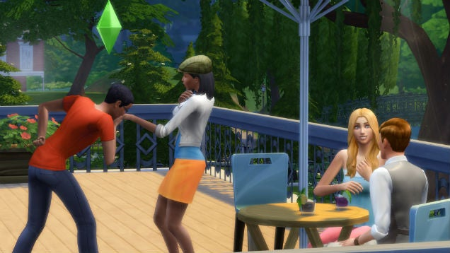 EA Says They're Fixing The Sims 4's Gay Filter