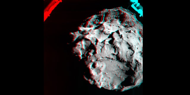 The Camera Rosetta Is Using to Explore a Comet Is Hilariously Outdated