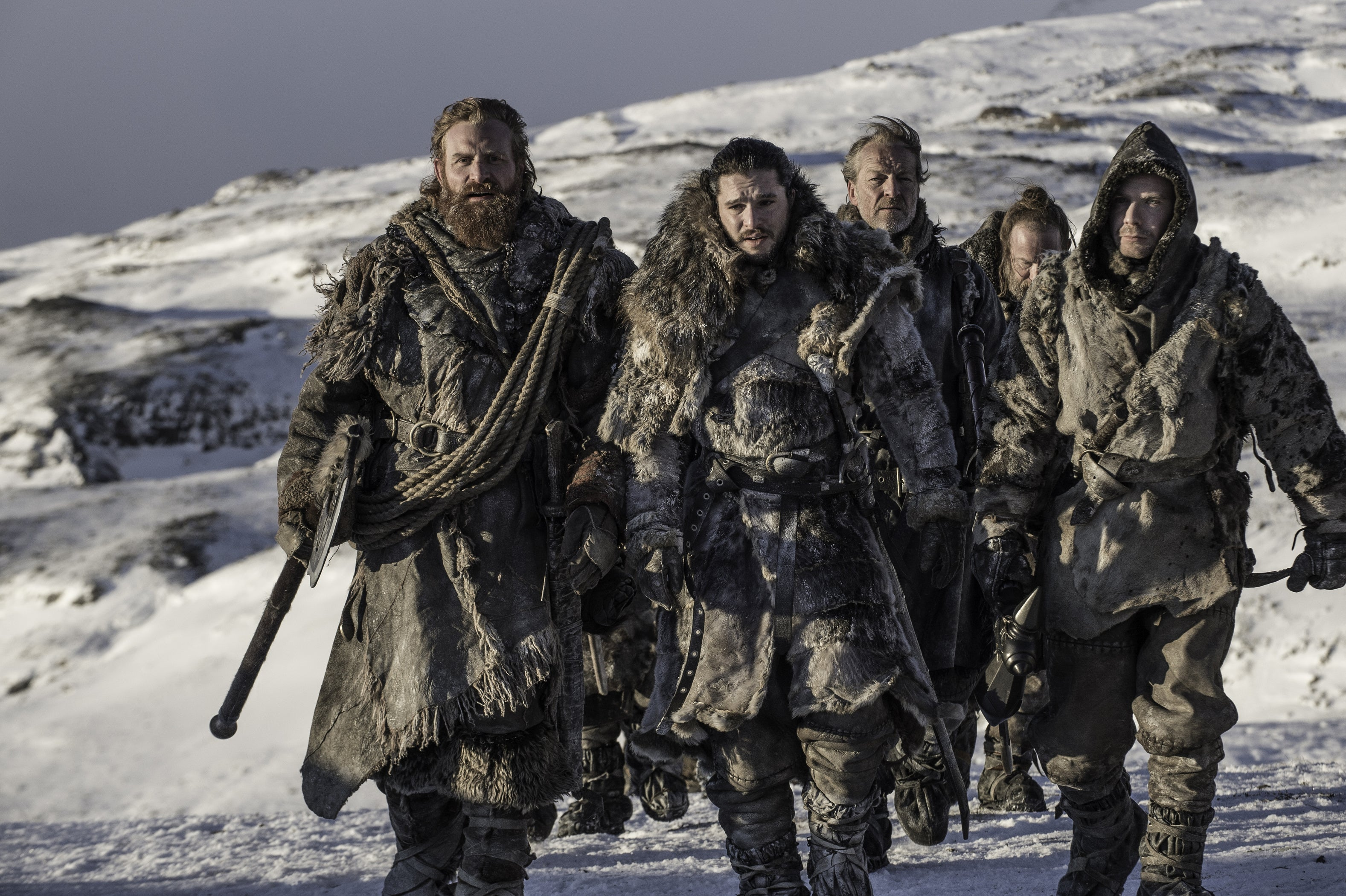 Fan Trailer Taps Into The Superheroic Potential Of Tonight'sGame Of Thrones