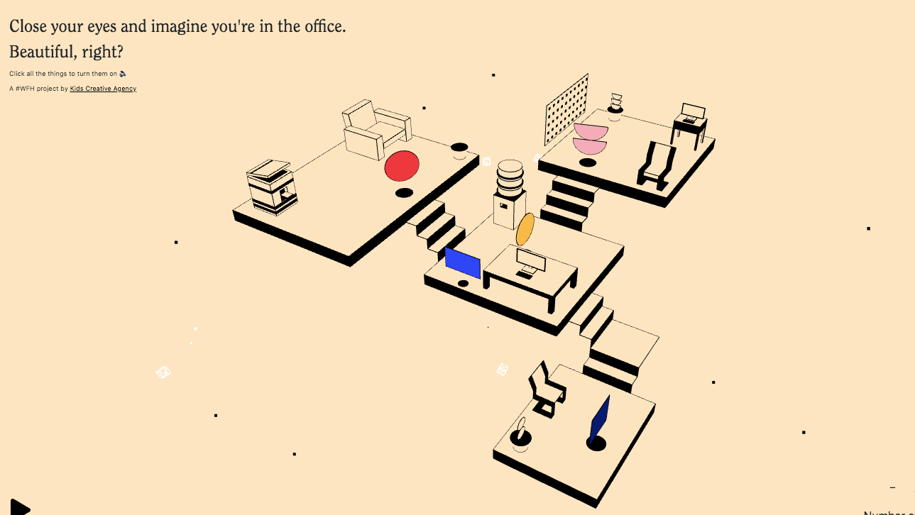 Make Working From Home Less Soul-Crushingly Lonely With This Office Noise Simulator