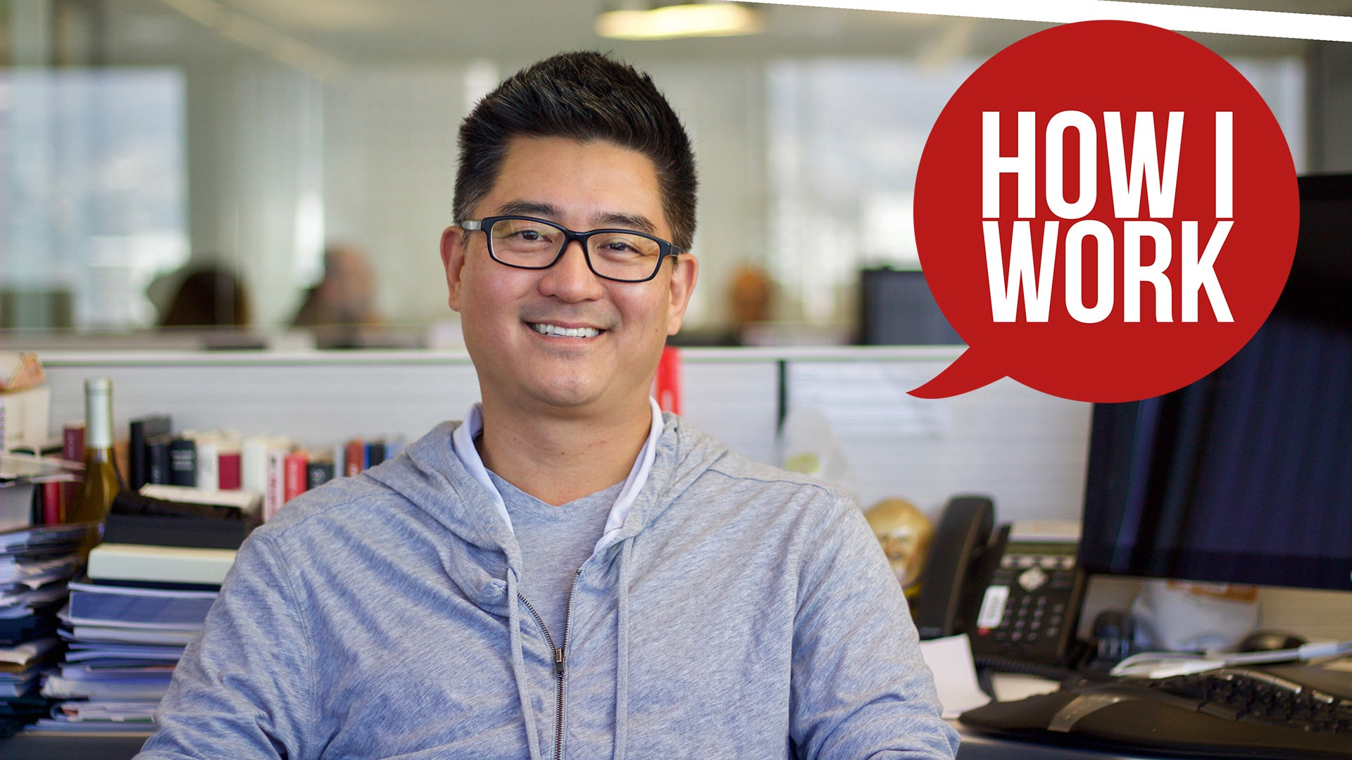 I'm LegalZoom CEO John Suh, And This Is How I Work