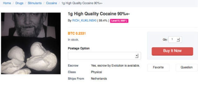 The Biggest Online Drug Market Just Vanished, Taking $US12 Million With It