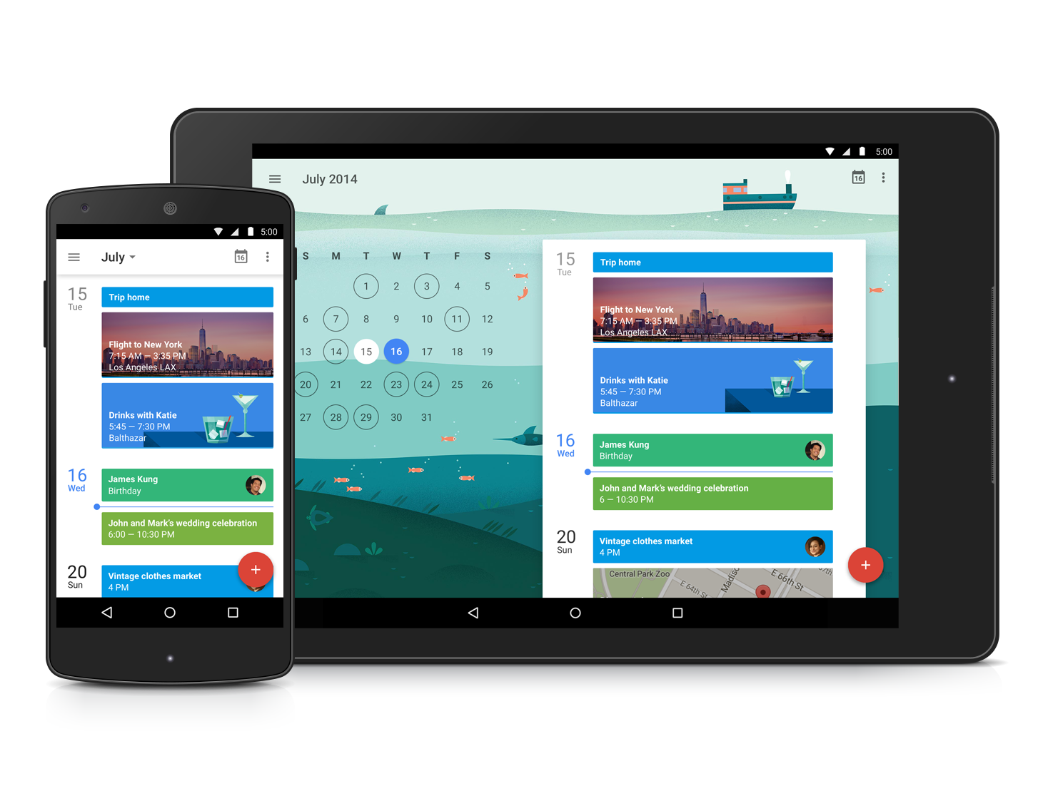 Google's Got a Great New Calendar App for Android and (Eventually) iOS
