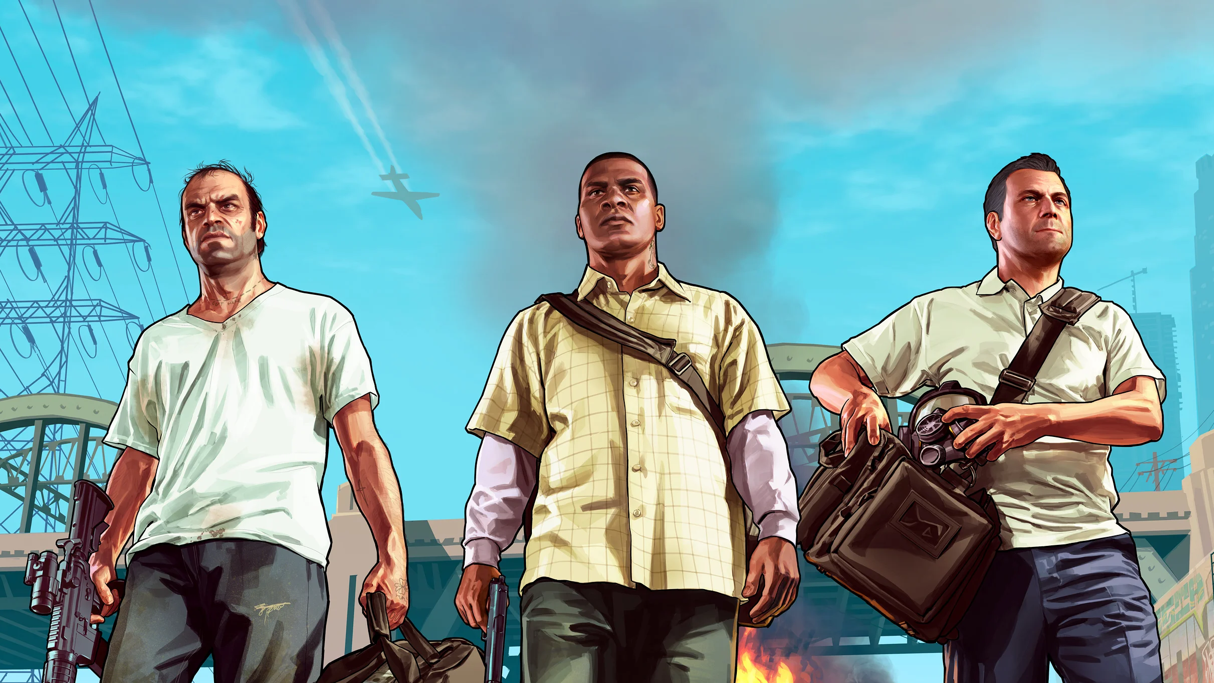 Grand Theft Auto V Is Going To Be Free On PC [Update: Epic Game Store Is Down]