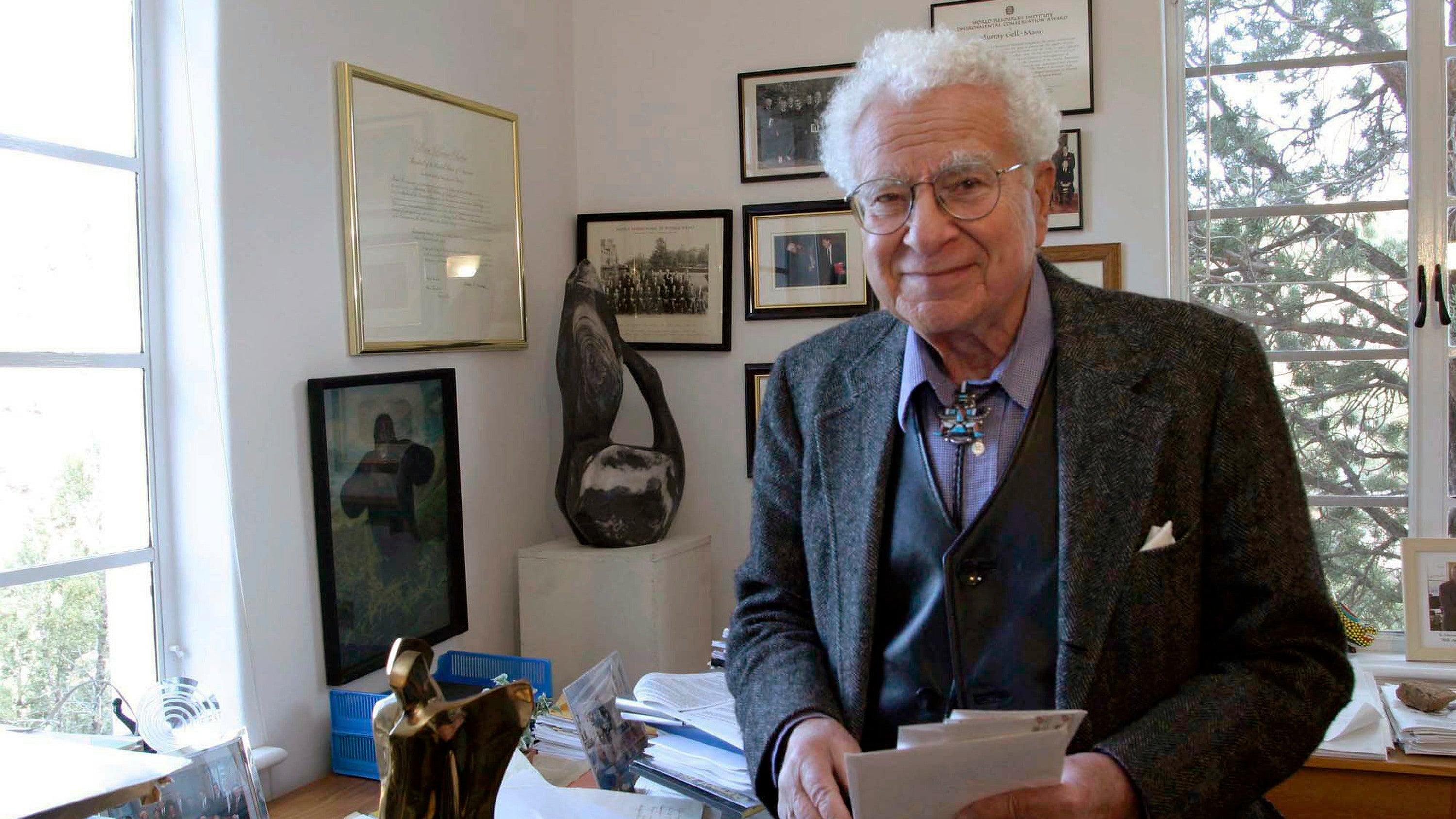 Murray Gell-Mann, The Physicist Who Came Up With Quarks, Has Died