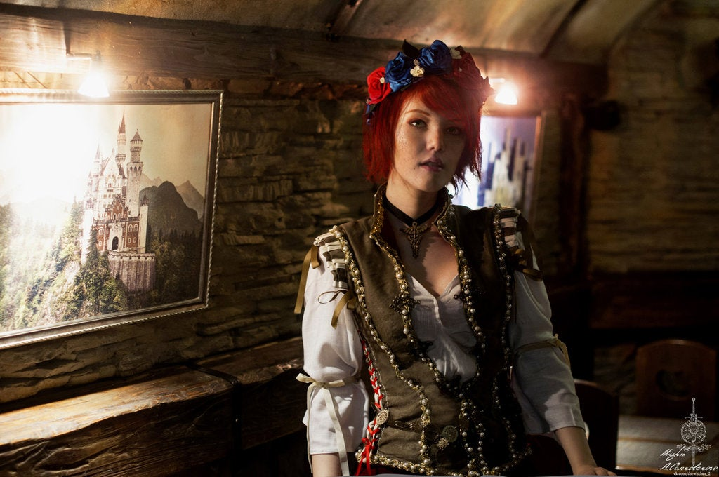 A Party Isn't A Party Without The Witcher 3's Shani