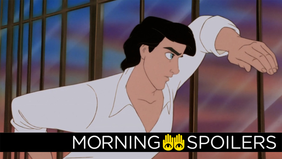 Disney Could Be Close To Finding The Little Mermaid's New Prince Eric (Again)
