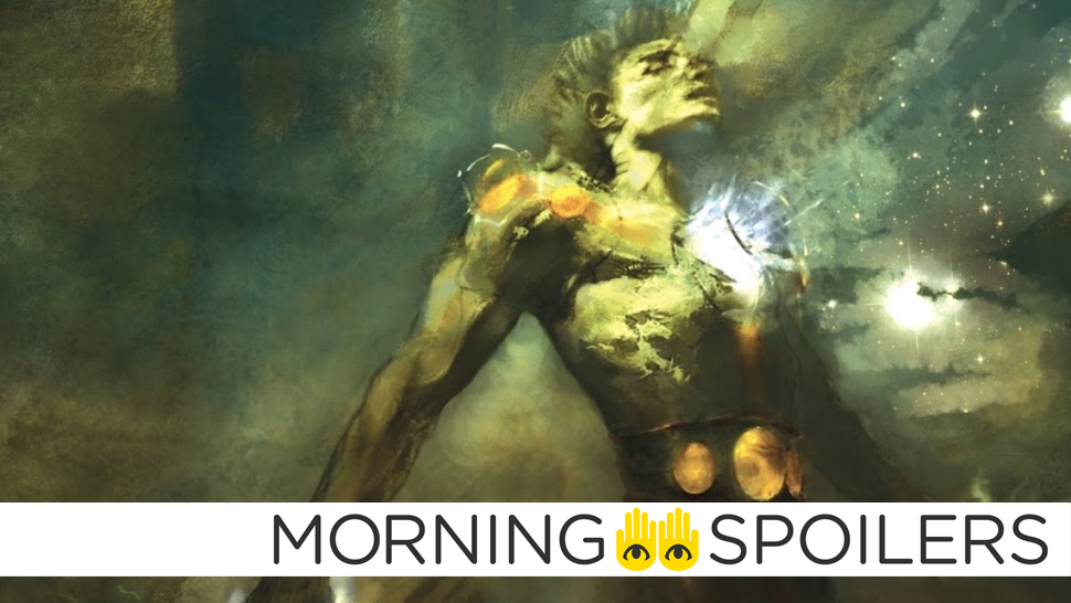 Updates From Marvel's Eternals, The Little Mermaid And More