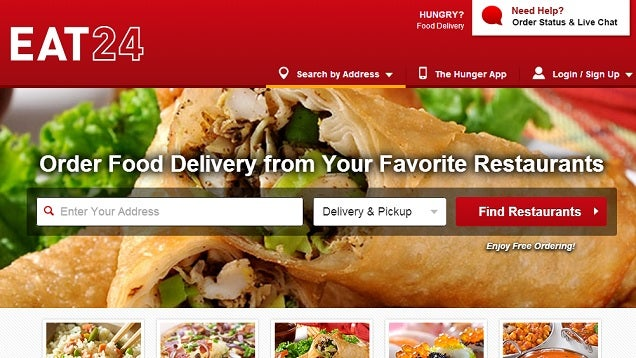 You Might Be Ordering Too Much Food When You Order Online