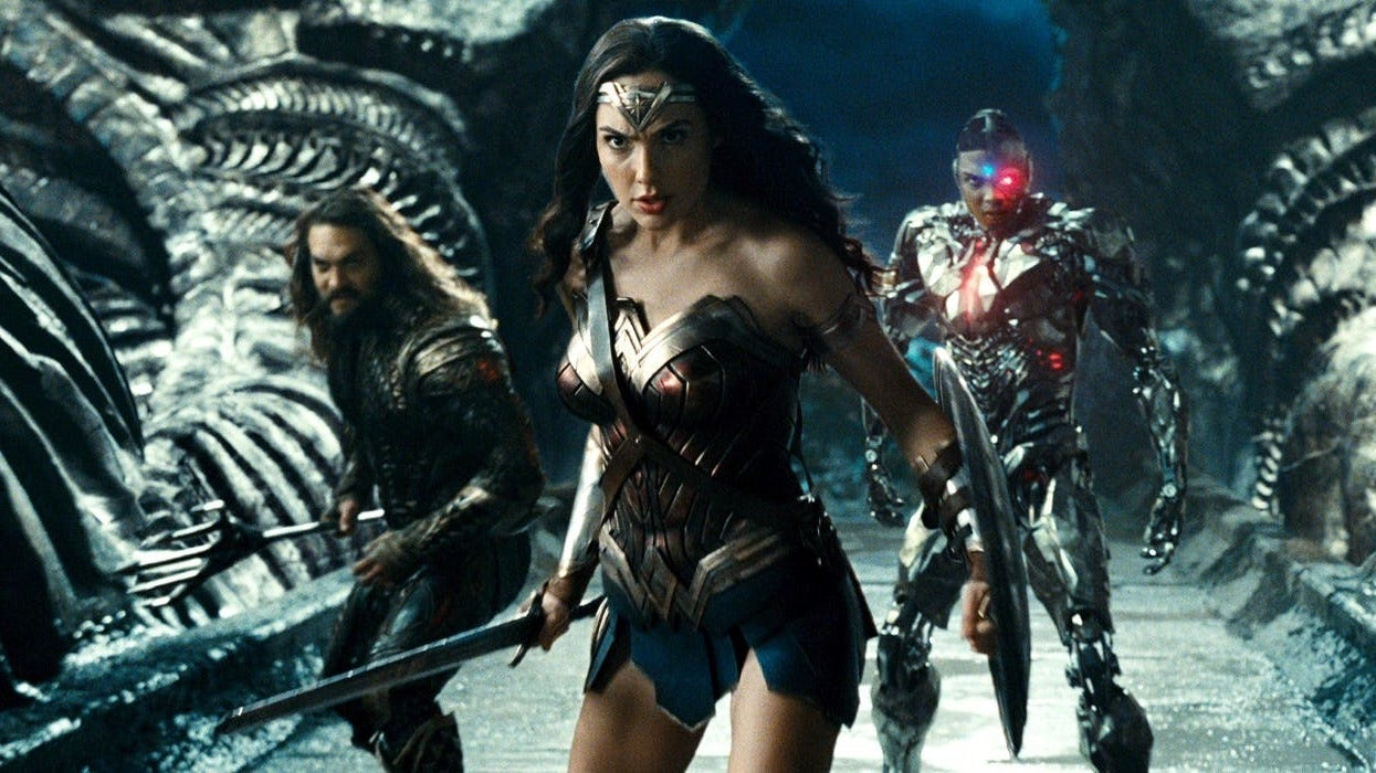 Working On Justice League Made Gal Gadot Vomit Repeatedly