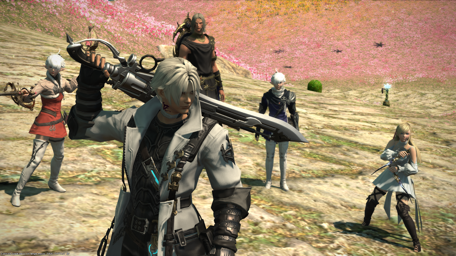 How To Get Into Final Fantasy XIV In 2019 | Kotaku Australia