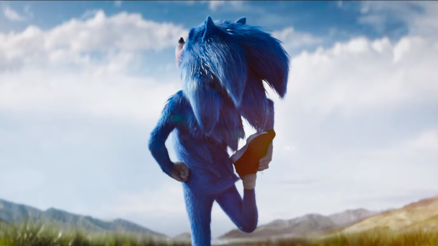The Internet Is Having A Hard Time With The Sonic The Hedgehog Trailer