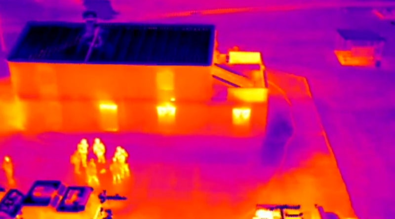 These Drones Can Fight Fires Using Thermal Imaging