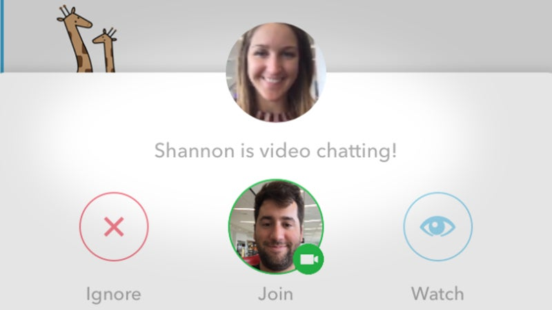 Snapchat's Chat 2.0 Adds Audio Notes, Voice and Video Calls, and More