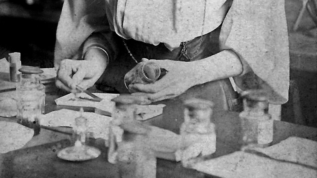 The Complex Legacy Of World War I's Women Scientists