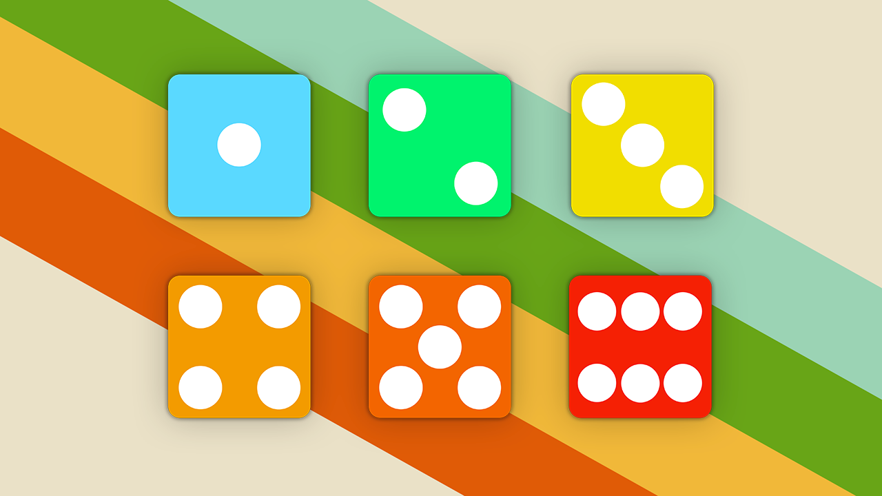 Organise and Prioritise Your Desktop With These Dice Icons