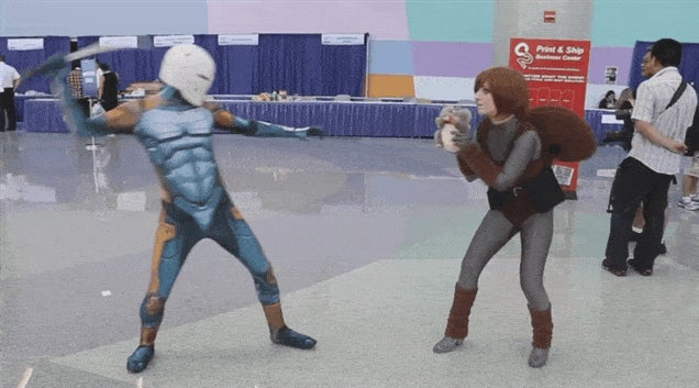 Squirrel Girl Versus WonderCon 2015? No Contest.