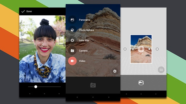 Android's Camera Gets a UI Overhaul, New Features, Play Store Release