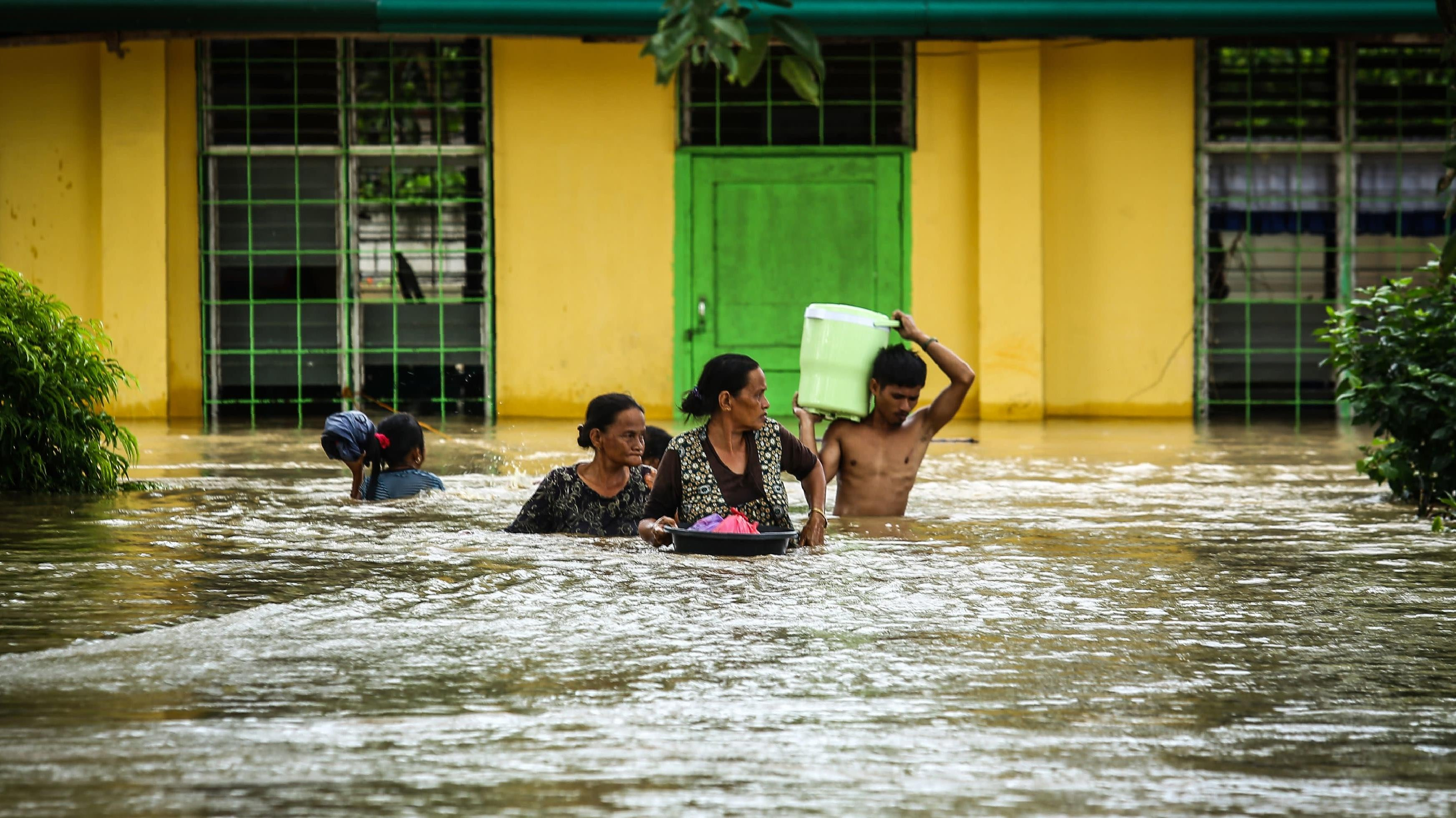 Poor Countries Are Hit Worst By Extreme Weather, But No One Is Safe
