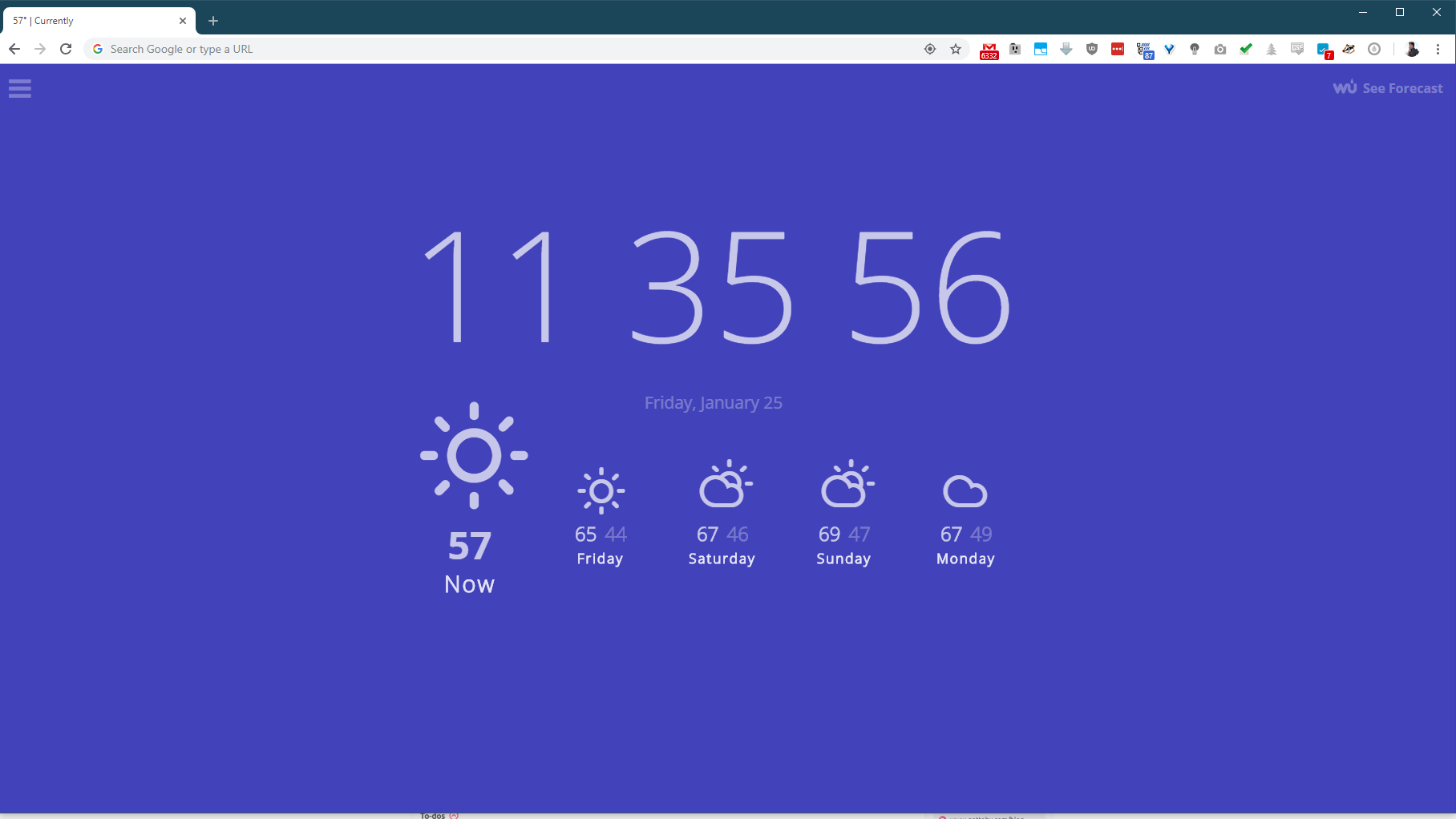 The Best 'New Tab' Extensions For Google Chrome